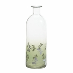 Apothecary Style Glass Bottle (M)