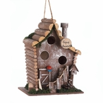 Baseball Lover Birdhouse