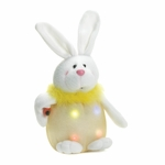 Bunny Yellow Light-Up Plush
