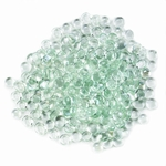Clear Glass Flat Marbles