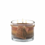 Harmony Leaf Jar Candle