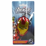Iron Man Face Key Chain
