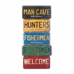 Man Cave Wall Decor