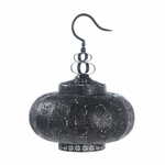Moroccan Style Hanging Candle Lamp