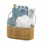 Night Rose & Sandalwood Bath Set