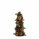 Pine Cone Tree Decor