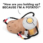Portal 2 Potatos Talking Light-Up Plush