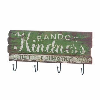Random Kindness Wall Hook