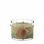Serenity Leaf Jar Candle