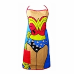 Wonder Woman Cook's Apron with Pocket