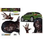 Zombie Window Buddies Sick Suzie Car Decal