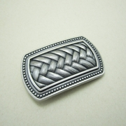 2013 New Legend Silver Plating Irish Celtic Knot Belt Buckle