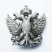 Jeansfriend New Crown Double-Headed Eagle Russian Empire Belt Buckle Gurtelschnalle Boucle de ceinture