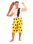 Adult Bamm Bamm Deluxe Costume