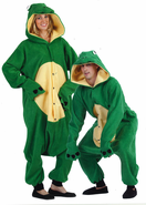 Adult Freddy Frog Costume