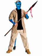 Adult Jake Sully Deluxe Costume