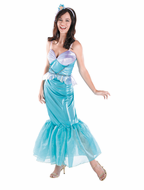 Adult Little Mermaid Ariel Deluxe Costume
