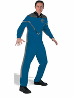 Adult Mr. Fantastic Deluxe Costume