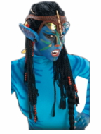 Adult Neytiri Deluxe Wig with Ears