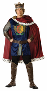 Adult Noble King Costume