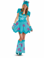 Adult Sassy Sulley Costume