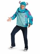 Adult Sulley Deluxe Costume