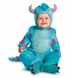 Baby Sulley Costume