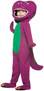 Barney Halloween Kids Costume