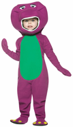 Barney Toddler Halloween Costume