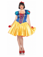 Classic Snow White Plus Costume