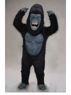 Fierce Gorilla Mascot