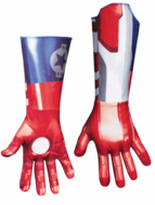 Iron Patriot Deluxe Adult Gloves