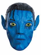 Kids Jake Sully Vinyl Mask