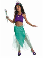 Kids Little Mermaid Costume