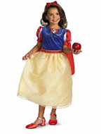Kids Snow White Deluxe Costume
