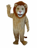 Lewis the Lion Mascot