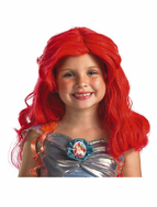 Little Mermaid Ariel Wig