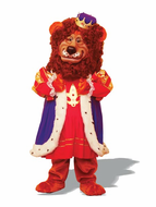Louie The Lion Mascot Costume