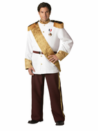 Prince Charming Adult Plus Costume