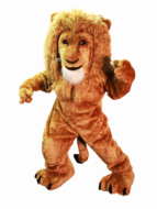 Savannah Lion Mascot