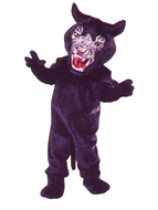 Super Panther Mascot Costume