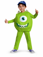 Toddler Deluxe Mike Costume