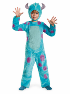 Toddler Deluxe Sulley Costume