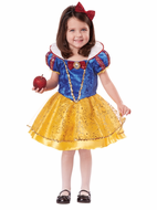 Toddler Snow White Deluxe Constume