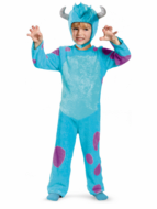 Toddler Sulley Costume