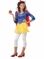 Tween Sassy Snow White Costume