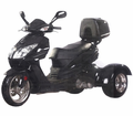 3-WHEEL 150cc MTB-TRIKE SCOOTER / MOPED. FAST SHIPPING INCLUDED!