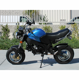 Honda ZB50 Clone - ST125-P  - 2012  Dual Purpose STREET  & OFFROAD LEGAL - FAST SHIPPING!