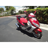 "Super 9 Lancer 150cc Scooter / Moped!  FREE Helmet-$79-value! FAST SHIPPING! <h3>RATED #1 BEST BUY""</h3>"