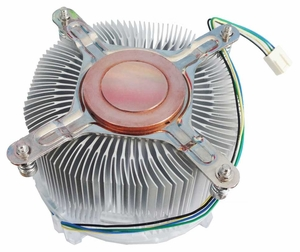 Intel BXTS13A - TS13A, Air Cooled Thermal Solution Heatsink / Fan Assembly for Intel LGA2011 CPU Processors